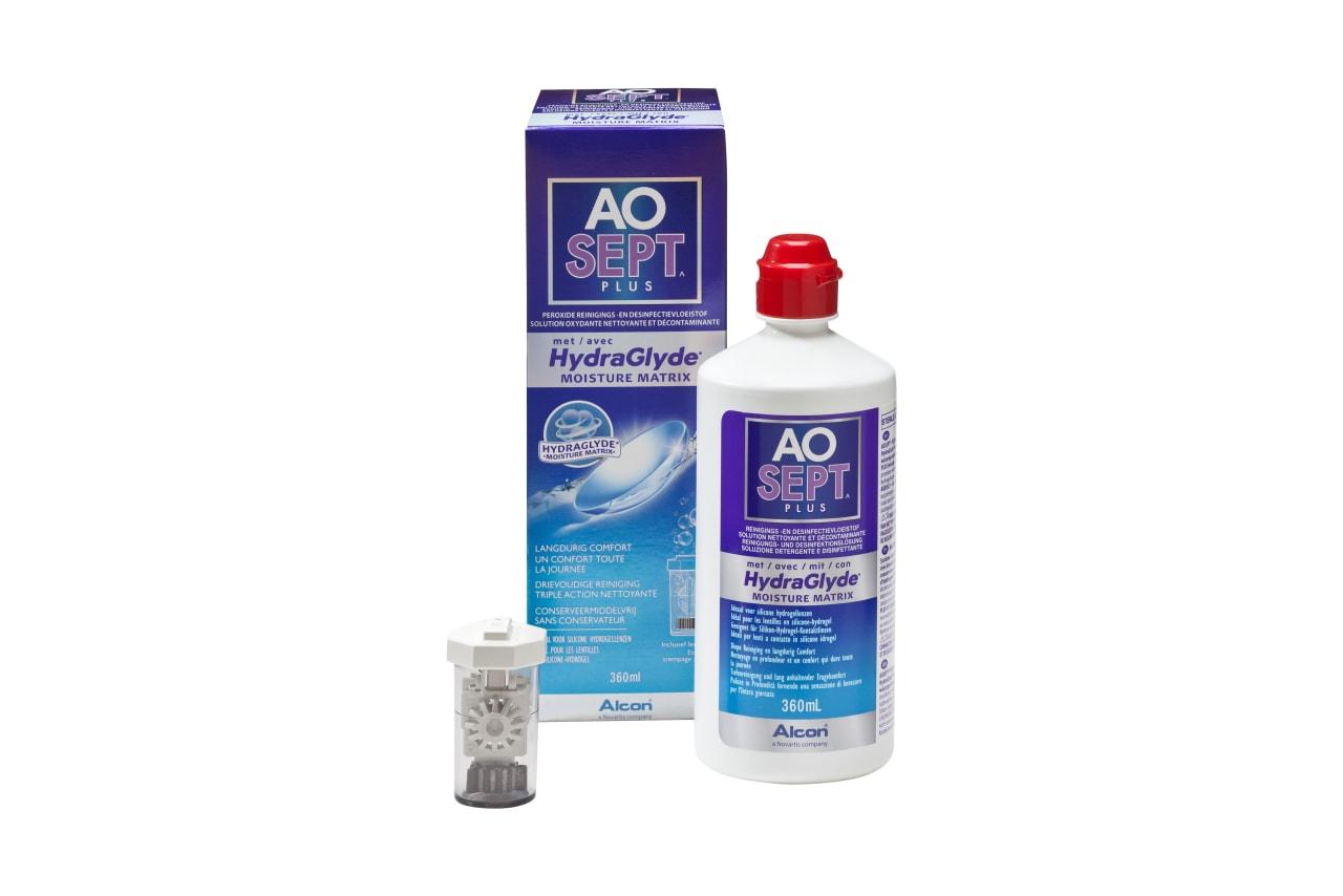 AOSEPT® Plus mit HydraGlyde® 360 ml