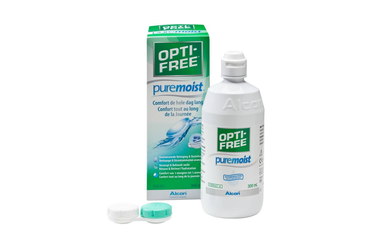 OPTI-FREE® PureMoist® 300 ml