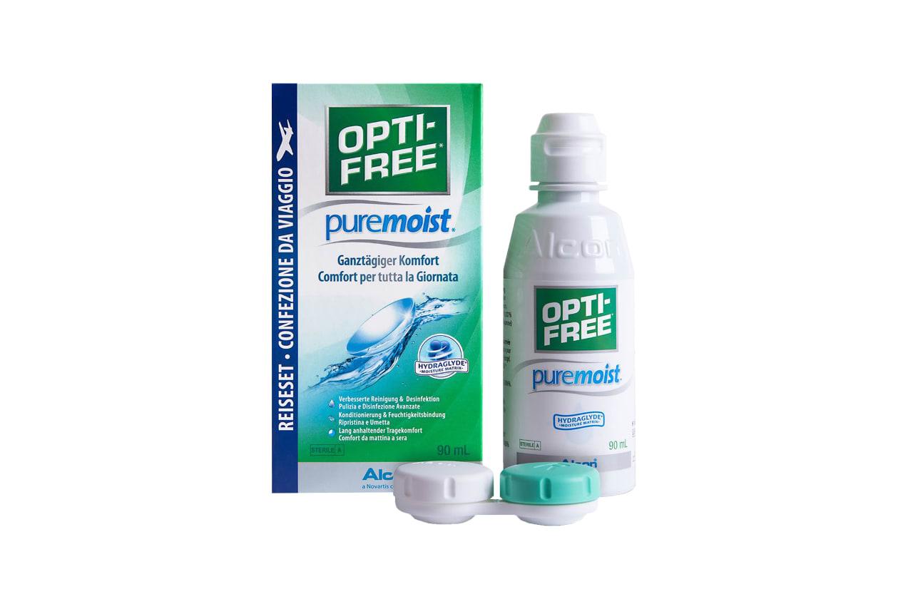 OPTI-FREE® PureMoist®, Reisegröße 90