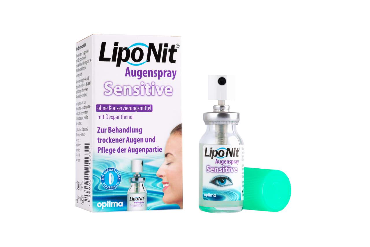 Lipo Nit® Augenspray Sensitiv 10 ml