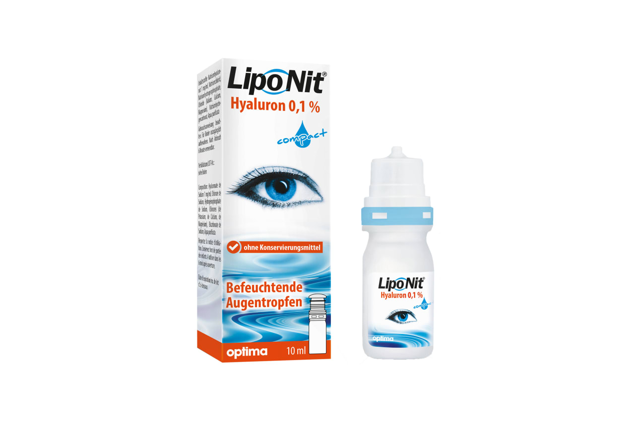 Lipo Nit® Augentropfen 10 ml