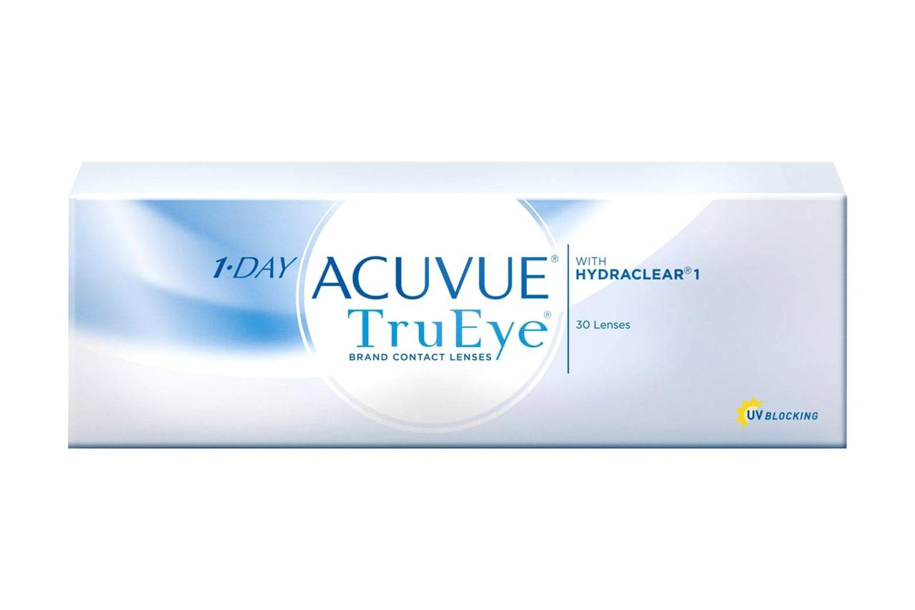 1-DAY ACUVUE® TruEye® 30 Stück