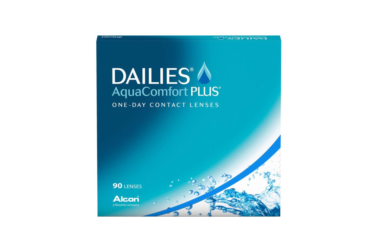 DAILIES® AquaComfort Plus 90 Stück