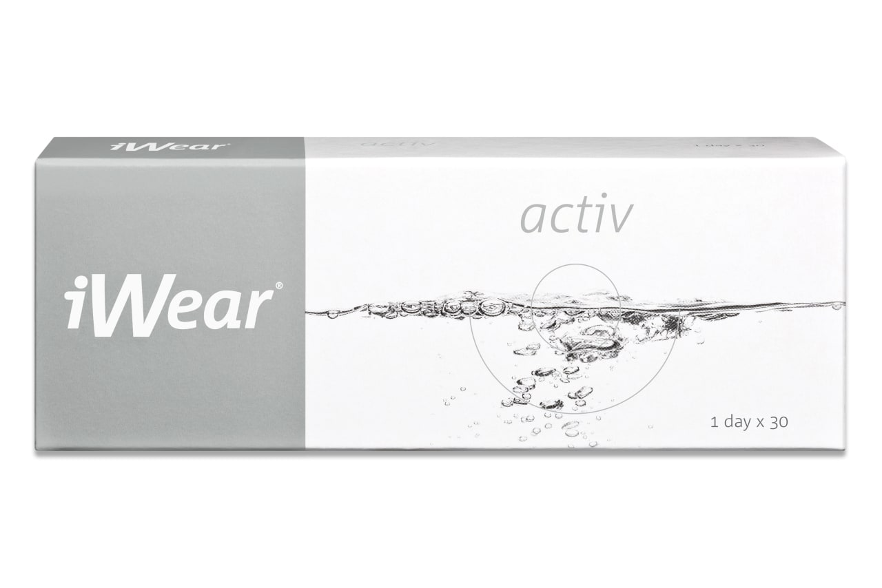 iWear® activ 30 Stück