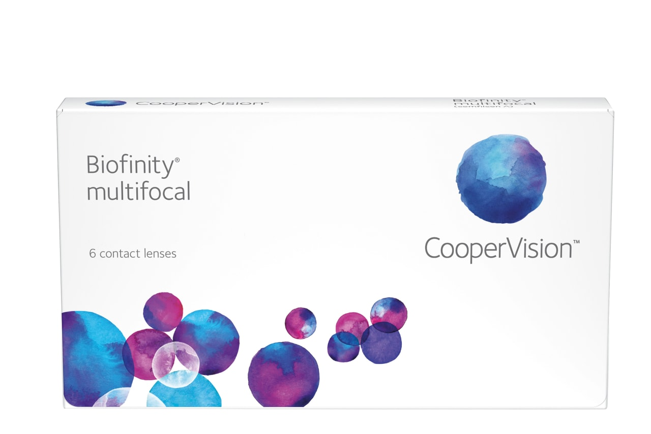 Biofinity® multifocal D-Typ 6 Stück