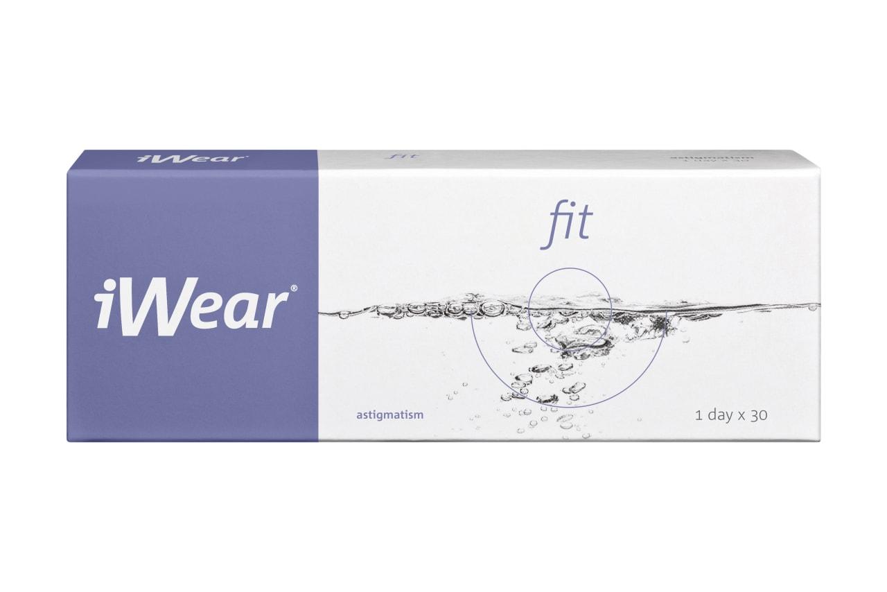 iWear® fit astigmatism 30 Stück