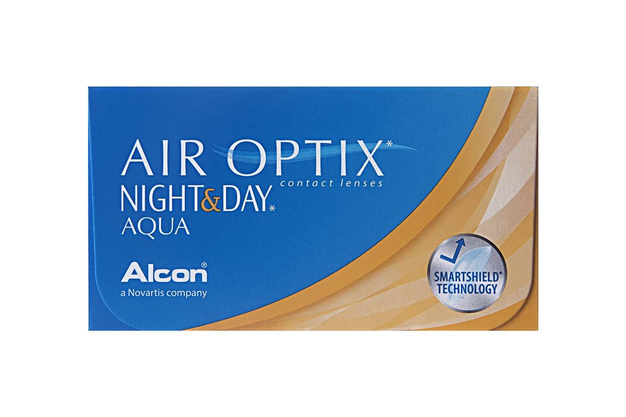 AIR OPTIX® Night & Day Aqua 3 Stück