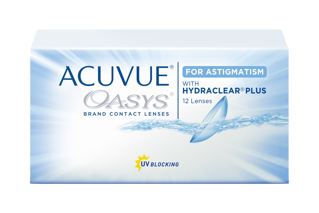 ACUVUE OASYS® for ASTIGMATISM 12 Stück