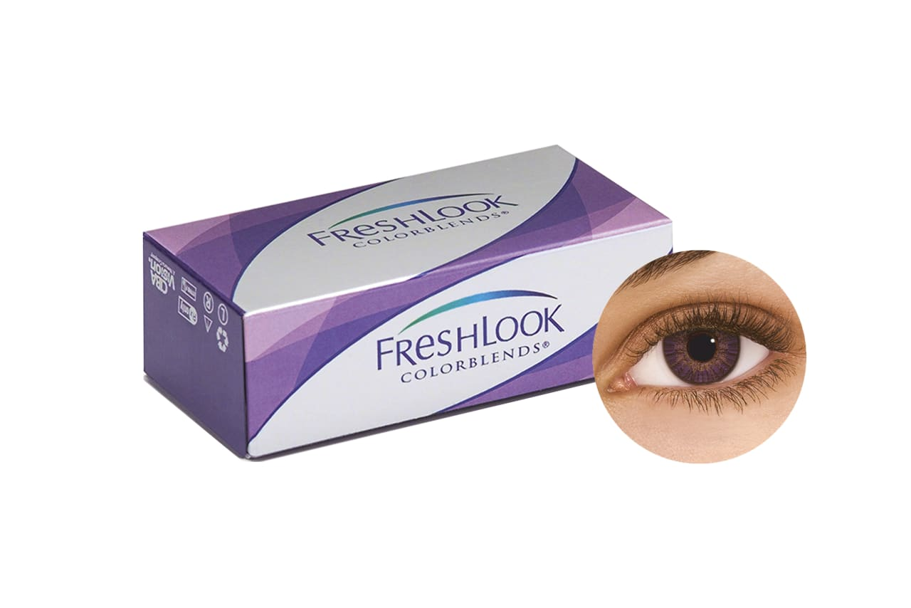 FreshLook® COLORBLENDS® - Amethyst 2