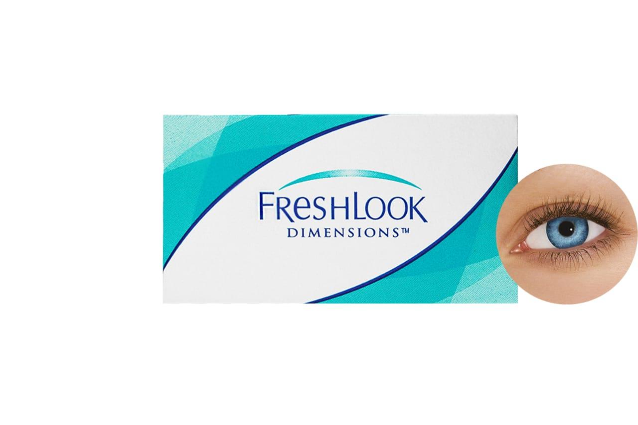 FreshLook® Dimensions - Pacific Blue 6