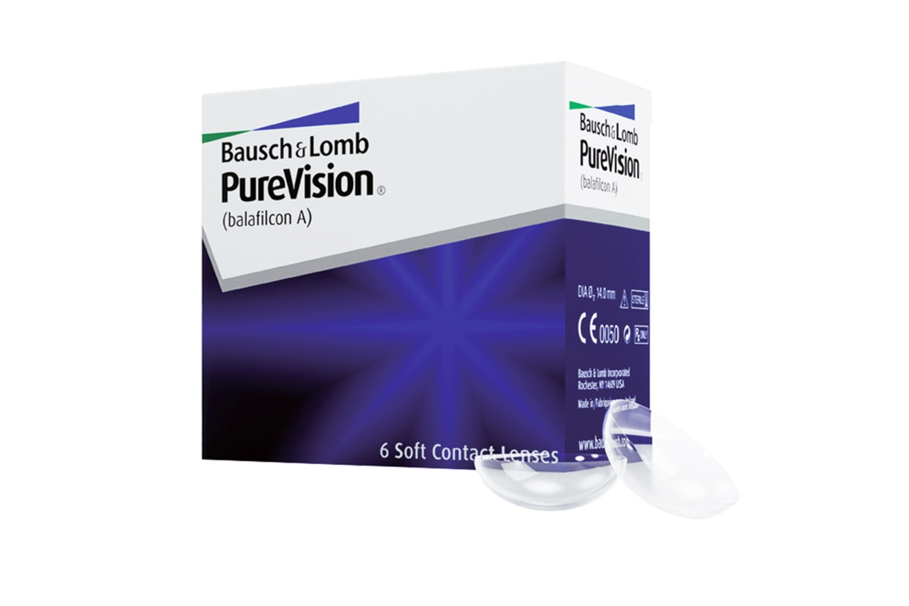 PureVision® 6 Stück