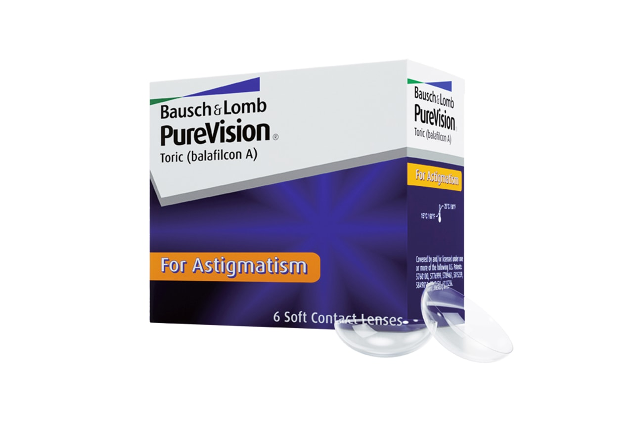PureVision® for Astigmatism 6 Stück