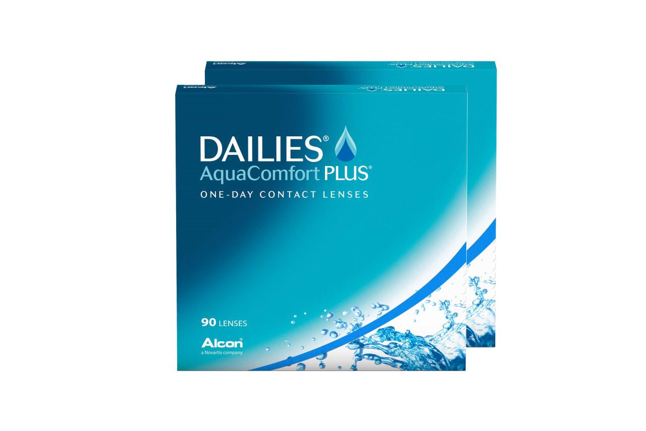 DAILIES® AquaComfort Plus 180 Stück