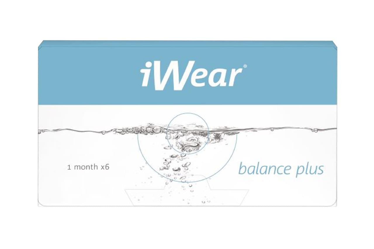 iWear® balance plus 6 Stück