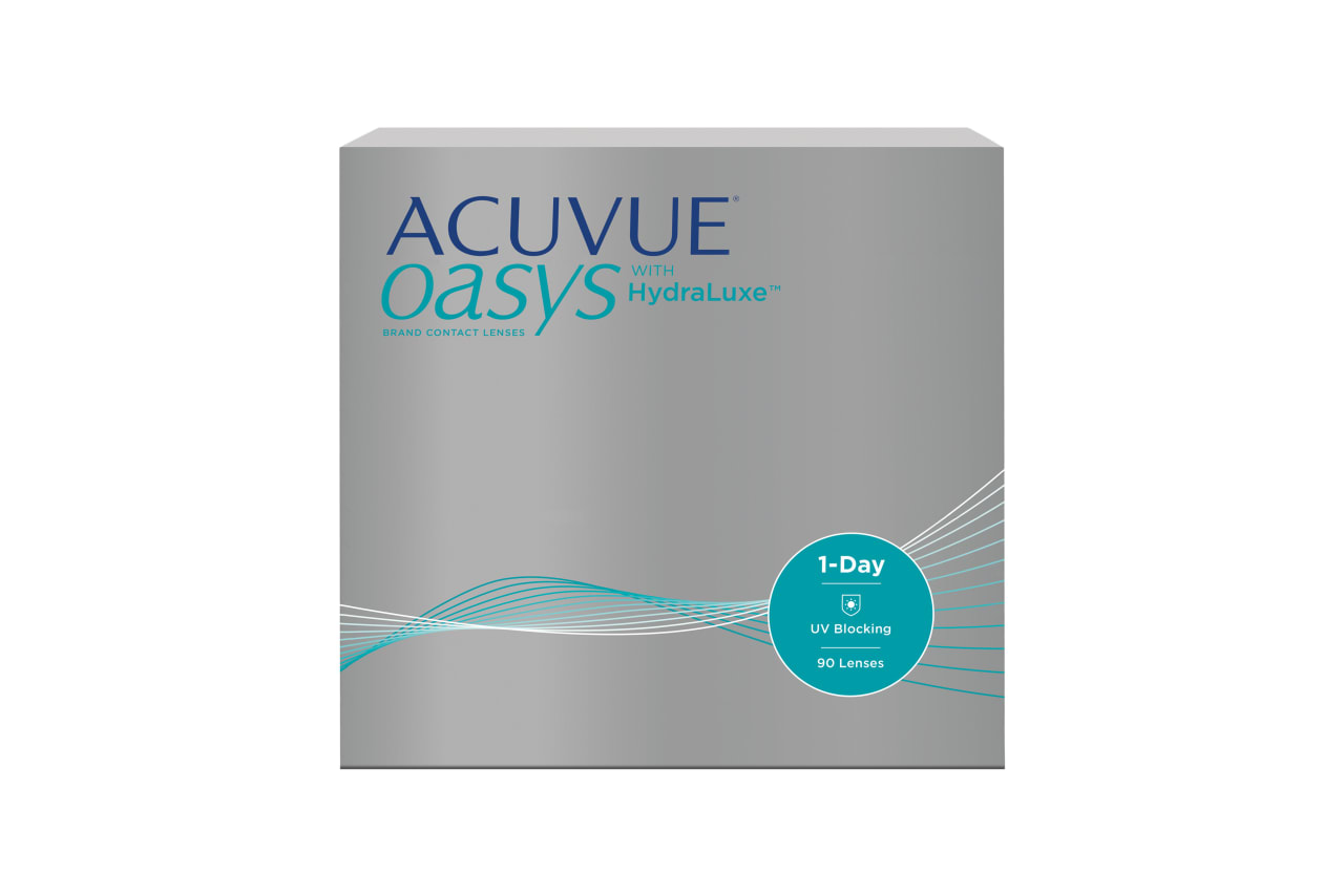 ACUVUE OASYS® 1-DAY 90 Stück