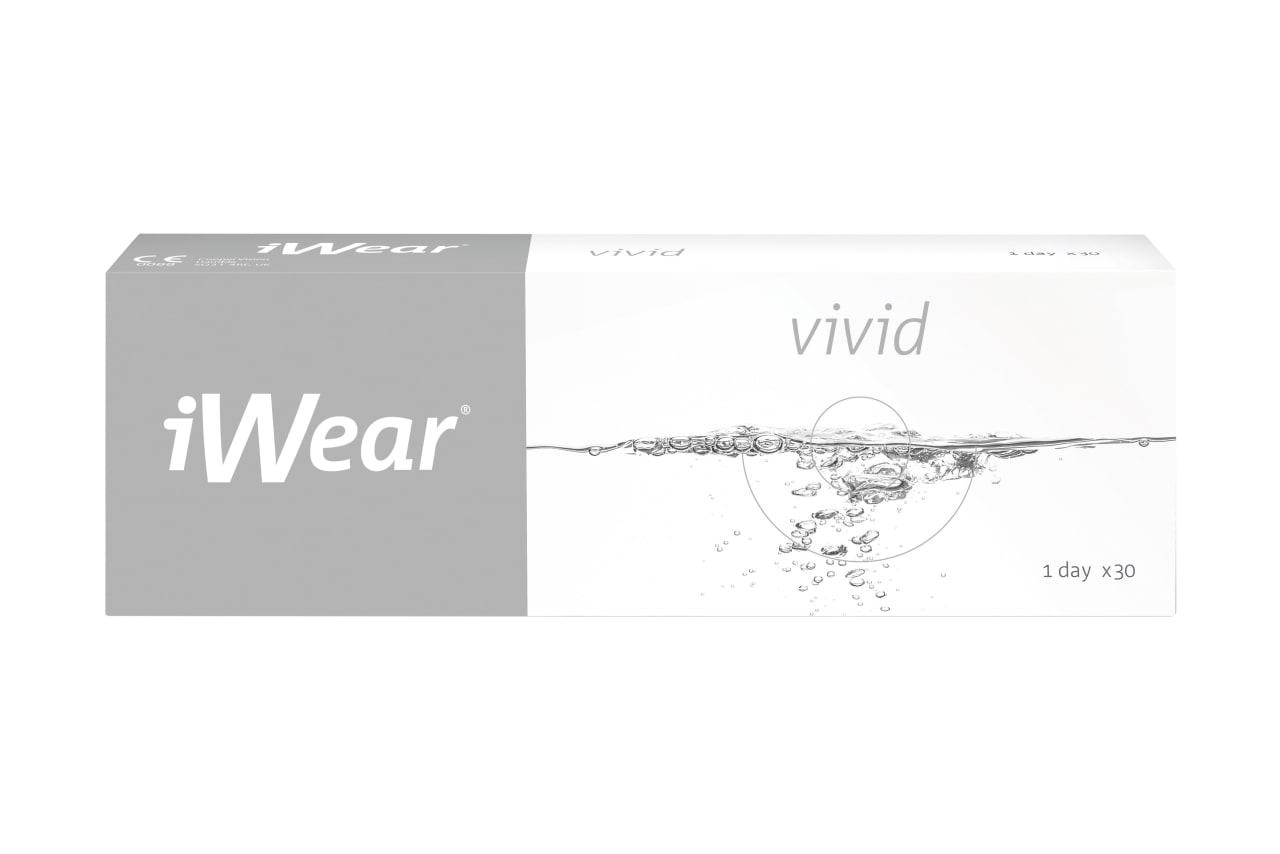 iWear® vivid 30 Stück