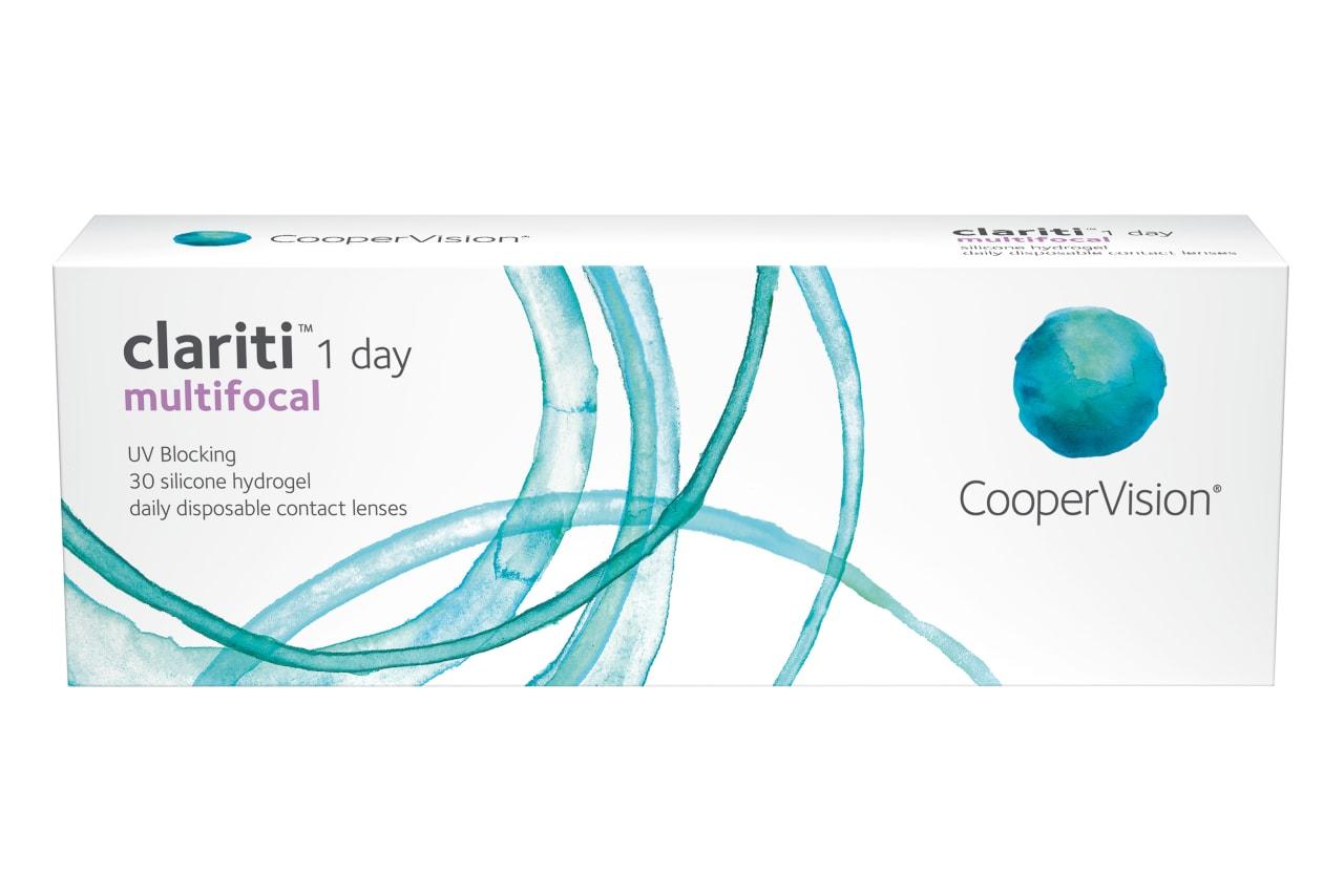 clariti® 1 day multifocal 30 Stück