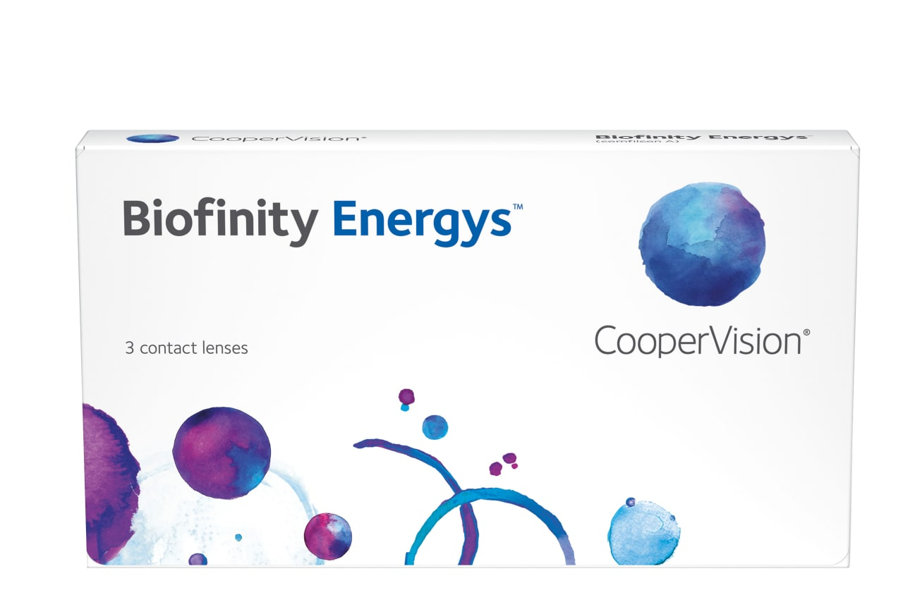 Biofinity Energys™ 3 Stück