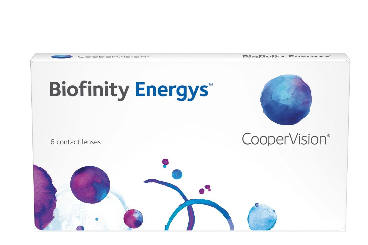Biofinity Energys™ 6 Stück