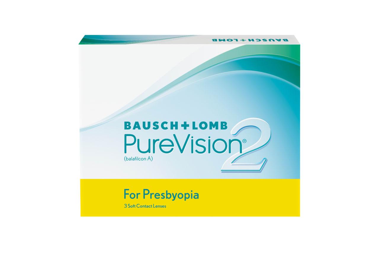 PureVision® 2 for Presbyopia 3 Stück