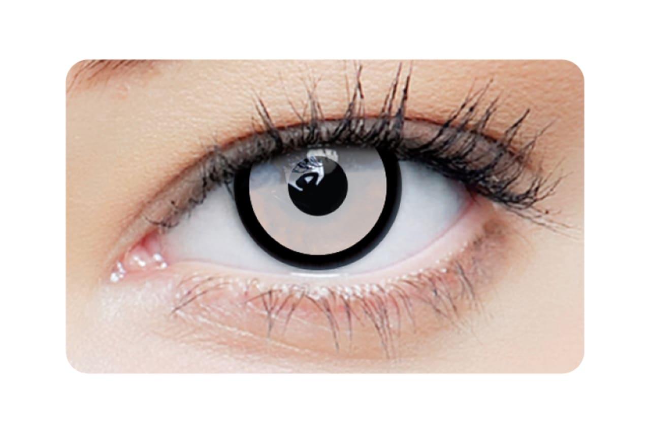 Farbige Kontaktlinsen Manson 2 Stück