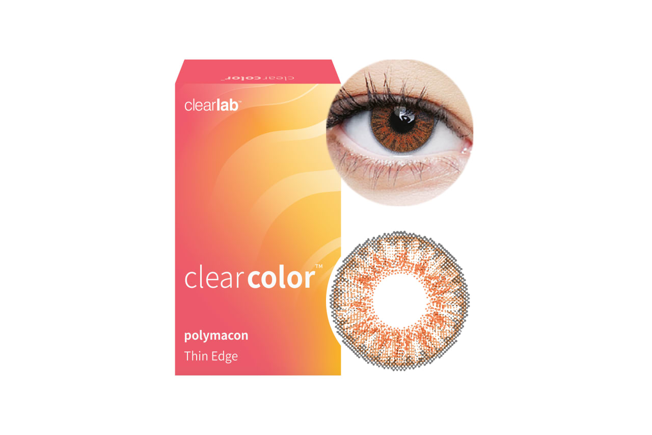 Clearcolor™ Colorblends - Tangerine 2