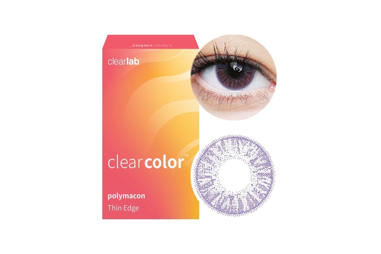 Clearcolor™ Colors - Violet 2 Stück