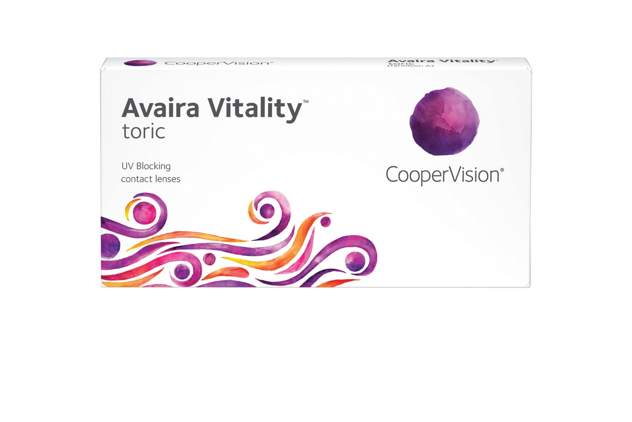 Avaira Vitality™ toric 6 Stück