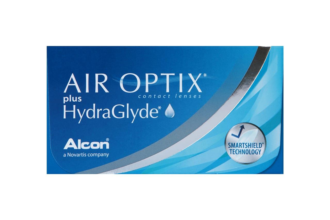 AIR OPTIX® plus HydraGlyde 3 Stück