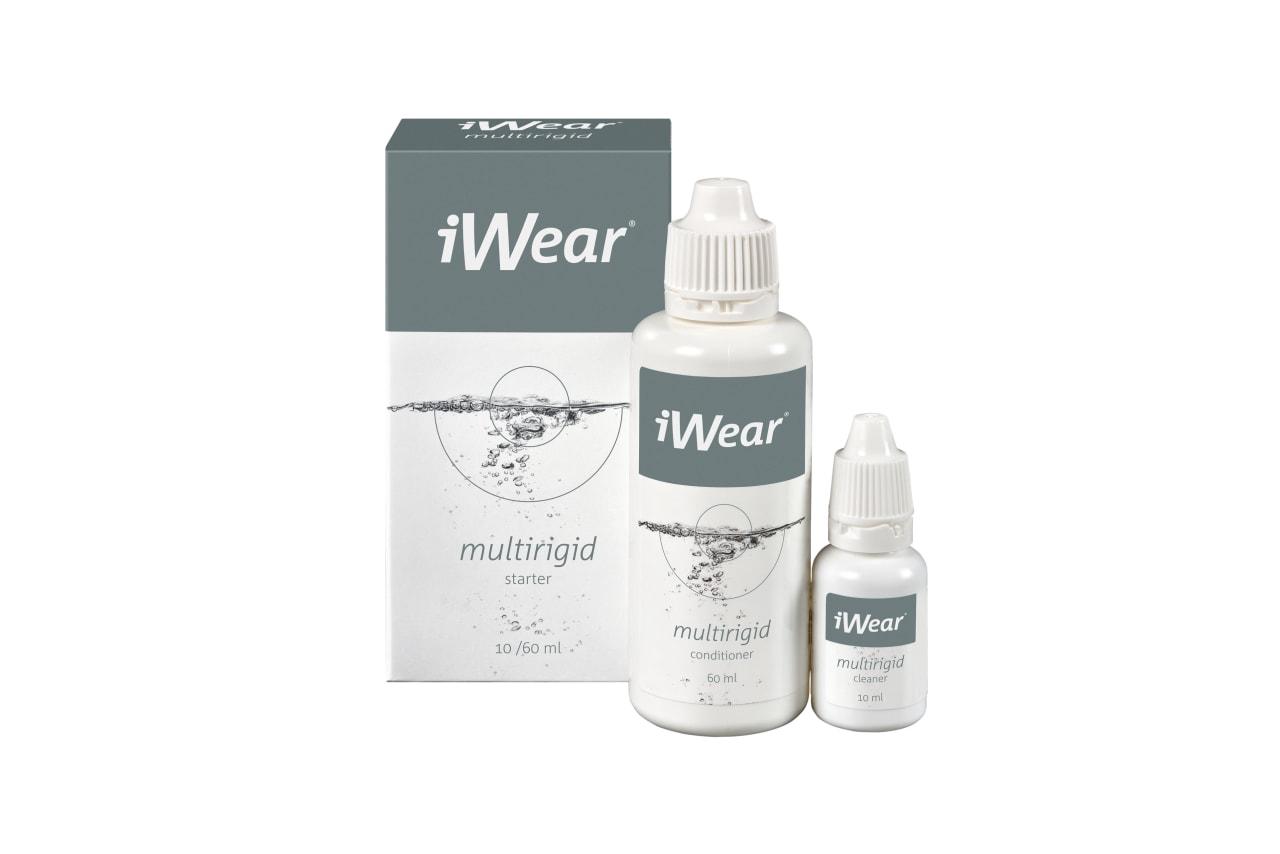 iWear® Multirigid Starter - Lösung &