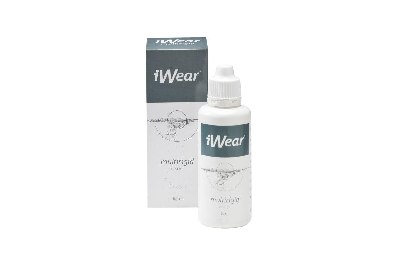 iWear® multirigid Reiniger 60 ml