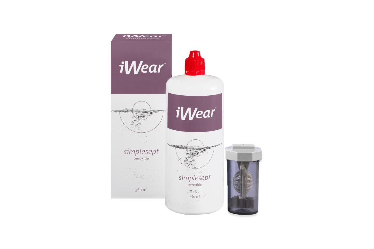 iWear® simplesept 360 ml