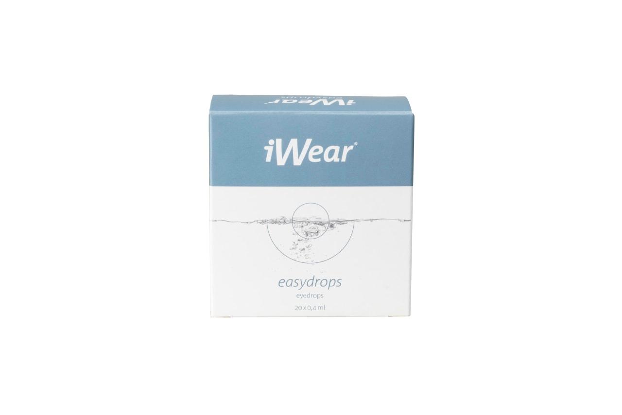 iWear® easydrops Augentropfen 8 ml
