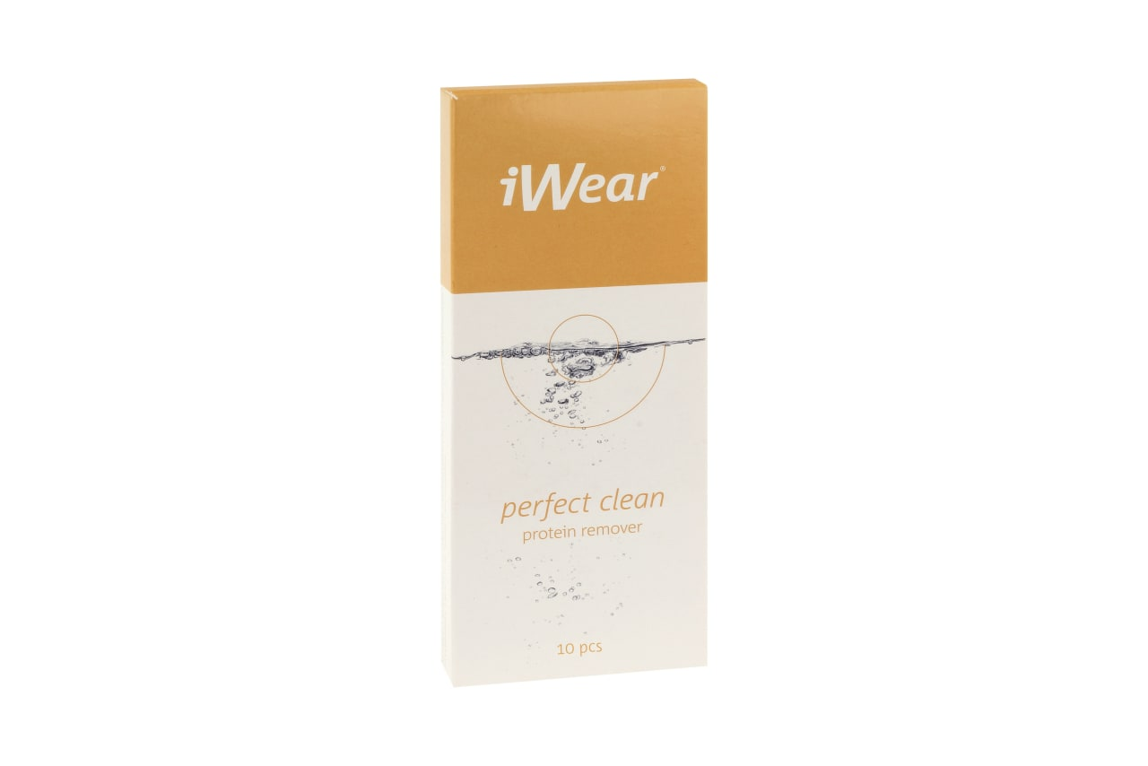 iWear® perfect clean 10 Stück