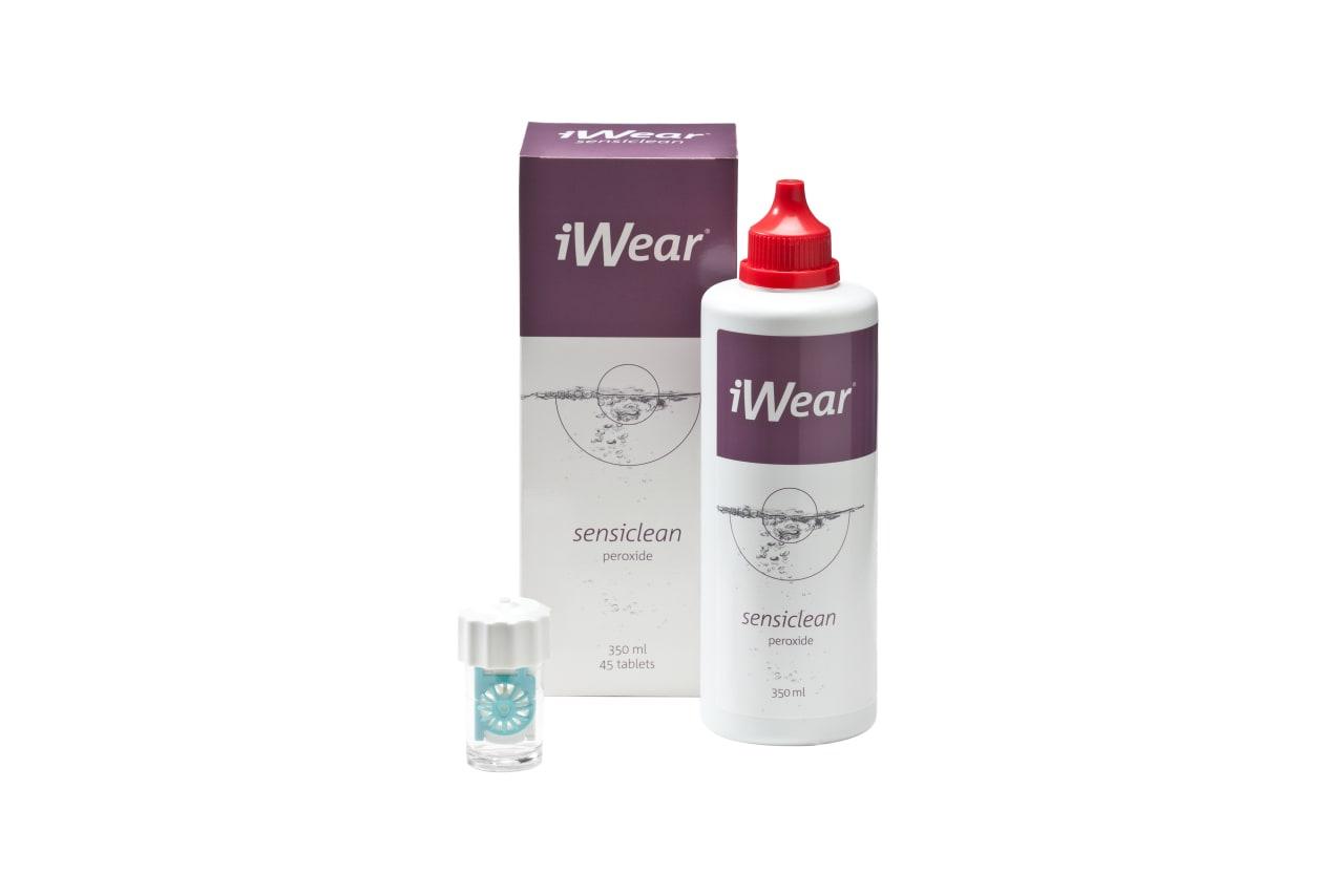 iWear® sensiclean 350 ml