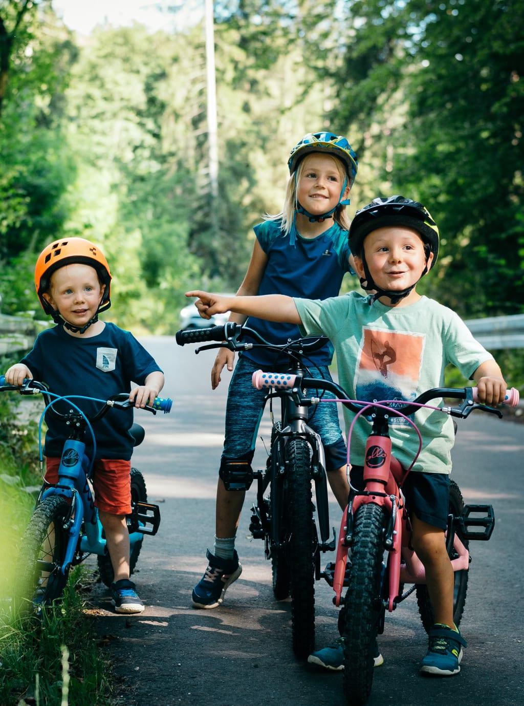 Unsere Ollo-Bikes