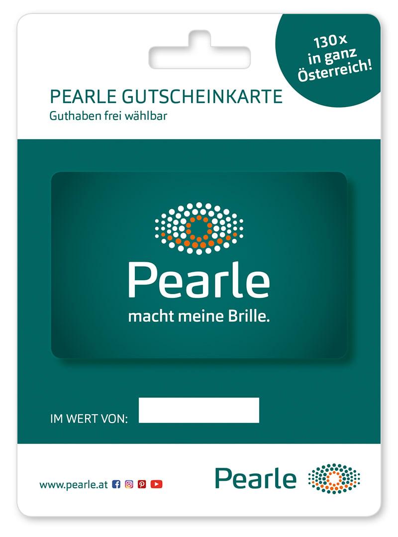 PEARLE 2019 07 Gutschein-Kartenträger Fuer Dummy K1