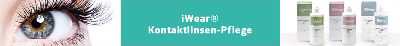 iWear Kontaktlinsen-Pflegemittel