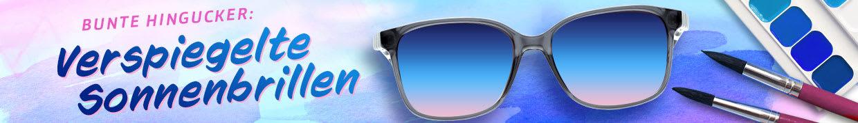 Verspiegelte Sonnenbrillen bei Apollo