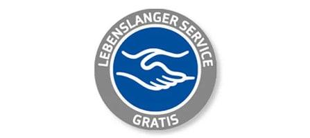 Service-Garantie