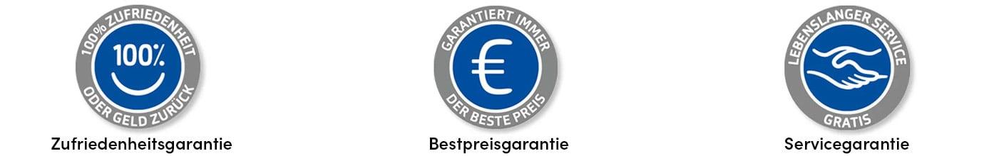 D-Service-Garantien