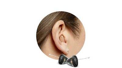 Im-Ohr-Gerät RIC