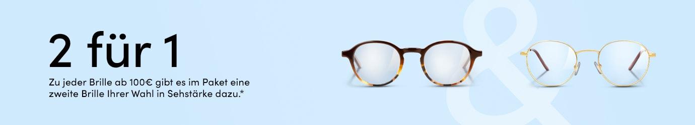 Brillen für Damen, Herren und Kinder