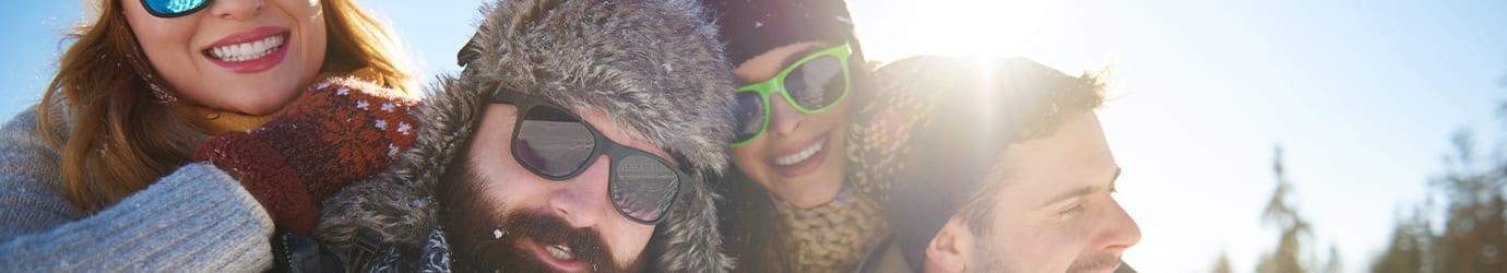 Sonnenbrillen für Damen, Herren und Kinder