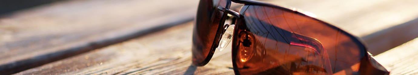 Polarisierte Sonnenbrillen
