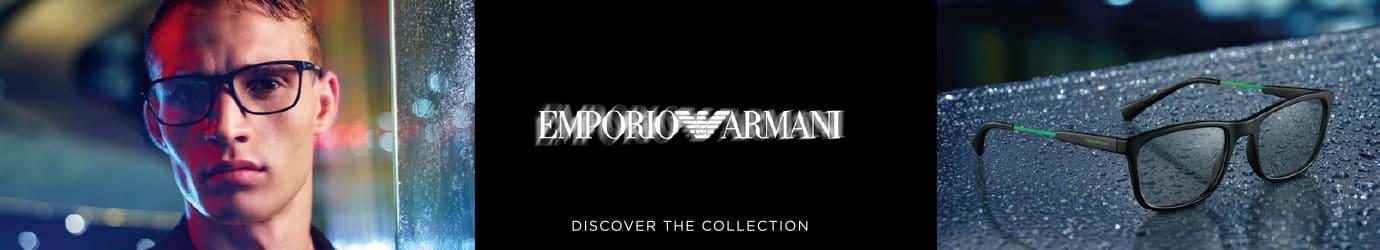 Emporio Armani Markenbrillen