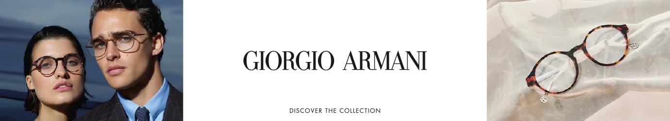 D-Giorgio Armani-Brillen
