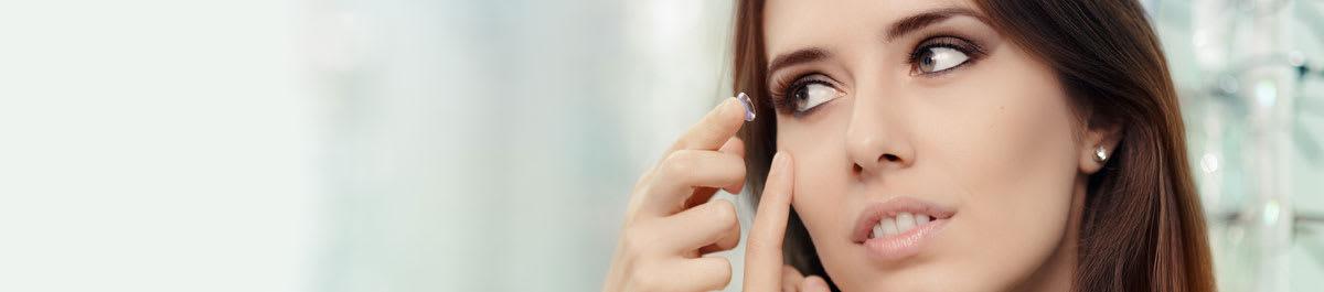 Kontaktlinsen-Pflegemittel