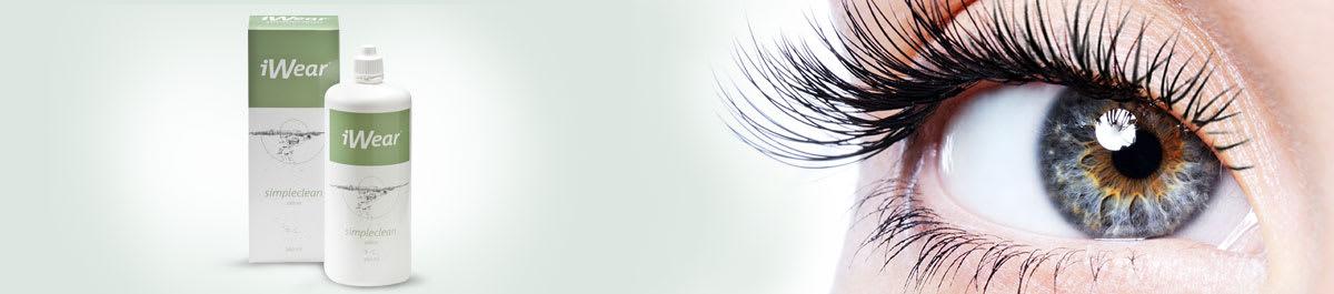 Kochsalzlösungen zur Kontaktlinsenpflege