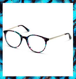 IN STYLE Damenbrille im exotischen Design